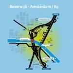 Beverwijk-a9-omleiding-velsertunnel