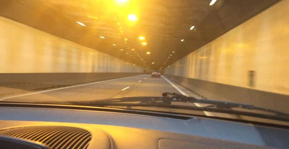 Velsertunnel kort dicht vanavond 4 januari